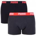 2PACK pánské boxerky Puma vícebarevné (521015001 899)