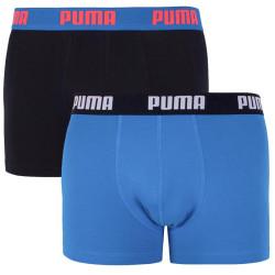 2PACK pánské boxerky Puma vícebarevné (521015001 970)