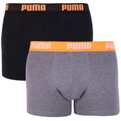 2PACK pánské boxerky Puma vícebarevné (521015001 598)