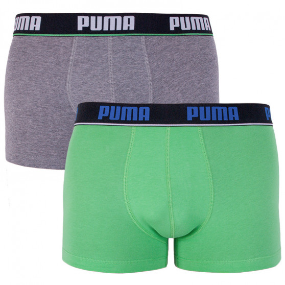 2PACK pánské boxerky Puma vícebarevné (521025001 927)