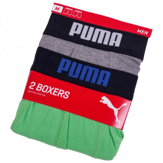 2PACK pánské boxerky Puma vícebarevné (521015001 927)