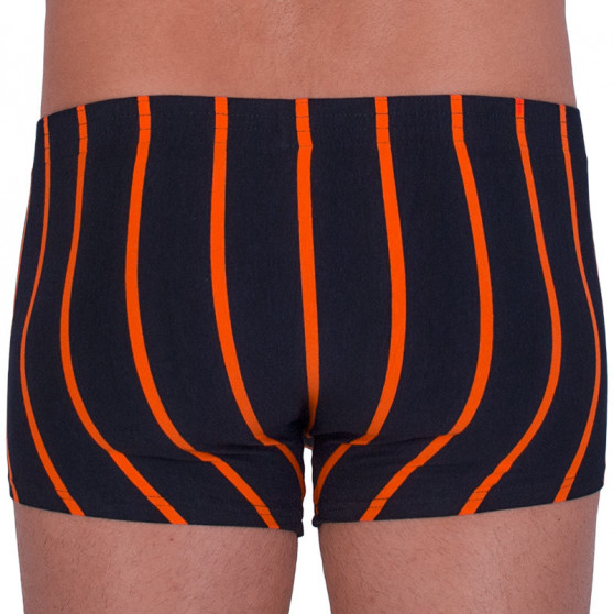 Pánské boxerky Styx klasická guma vícebarevné (Q669)