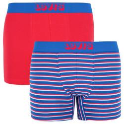 2PACK pánské boxerky Levis vícebarevné (995004001 420)