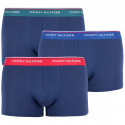 3PACK pánské boxerky Tommy Hilfiger tmavě modré (1U87903841 047)