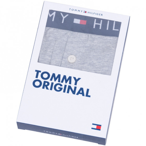 Pánské boxerky Tommy Hilfiger šedé (UM0UM01354 004)