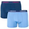 2PACK pánské boxerky HEAD vícebarevné (871001001 168)