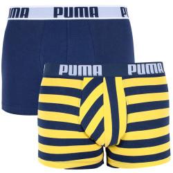 2PACK pánské boxerky Puma vícebarevné (591002001 960)