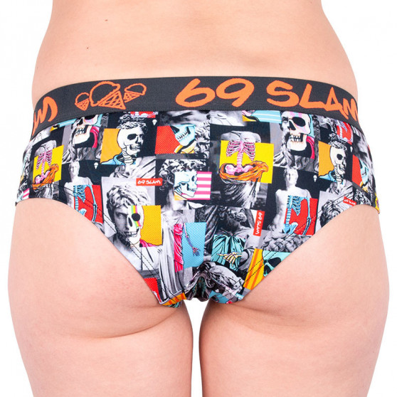 Dámské kalhotky 69SLAM boxer skulpture