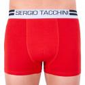 Pánské boxerky Sergio Tacchini červené (30.89.14.13a)