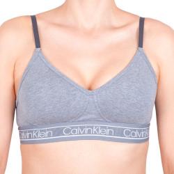 Dámská podprsenka Calvin Klein šedá (QF5232E-5WY)