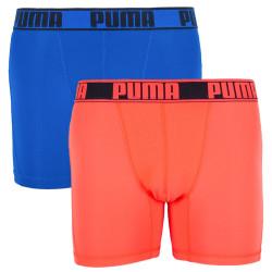 2PACK pánské boxerky Puma sportovní vícebarevné (671017001 505)