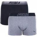 2PACK pánské boxerky Puma vícebarevné (591005001 235)