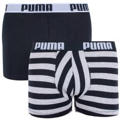 2PACK pánské boxerky Puma vícebarevné (591002001 235)