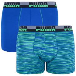 2PACK pánské boxerky Puma vícebarevné (591003001 289)