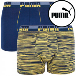 2PACK pánské boxerky Puma vícebarevné (591003001 960)