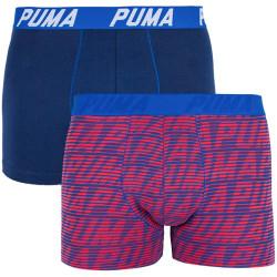 2PACK pánské boxerky Puma vícebarevné (591004001 210)