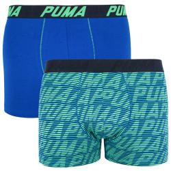 2PACK pánské boxerky Puma vícebarevné (591004001 289)
