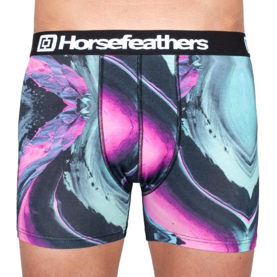 Pánské Boxerky Horsefeathers vícebarevné (AM070I)