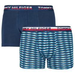 2PACK pánské boxerky Tommy Hilfiger vícebarevné (UM0UM01233 064)