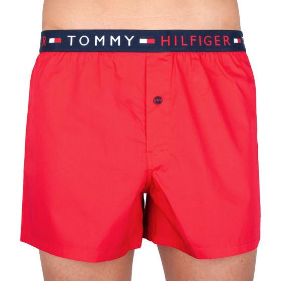 Pánské trenky Tommy Hilfiger červené (UM0UM01374 611)