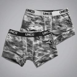 2PACK pánské boxerky UNCS Wings nadrozměr