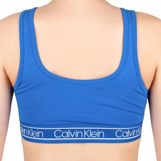 Dámská podprsenka Calvin Klein modrá (QF5233E-TSZ)