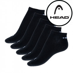 5PACK ponožky HEAD černé (781501001 200)
