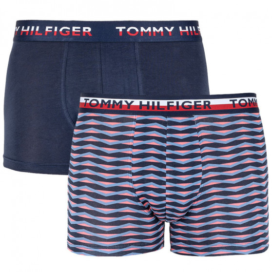 2PACK pánské boxerky Tommy Hilfiger vícebarevné (UM0UM01233 065)