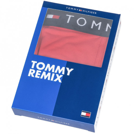 Pánské boxerky Tommy Hilfiger červené (UM0UM01367 611)
