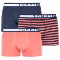 3PACK pánské boxerky Tommy Hilfiger vícebarevné (UM0UM01402 060)