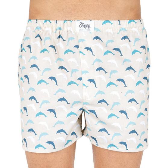 Pánské trenky Slippsy Dolphin boy