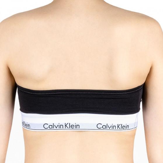Dámská podprsenka Calvin Klein bandeau černá (QF5295E-001)