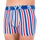 Pánské boxerky Styx long sportovní guma vícebarevné (U863)