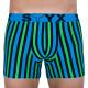 Pánské boxerky Styx long sportovní guma vícebarevné (U862)