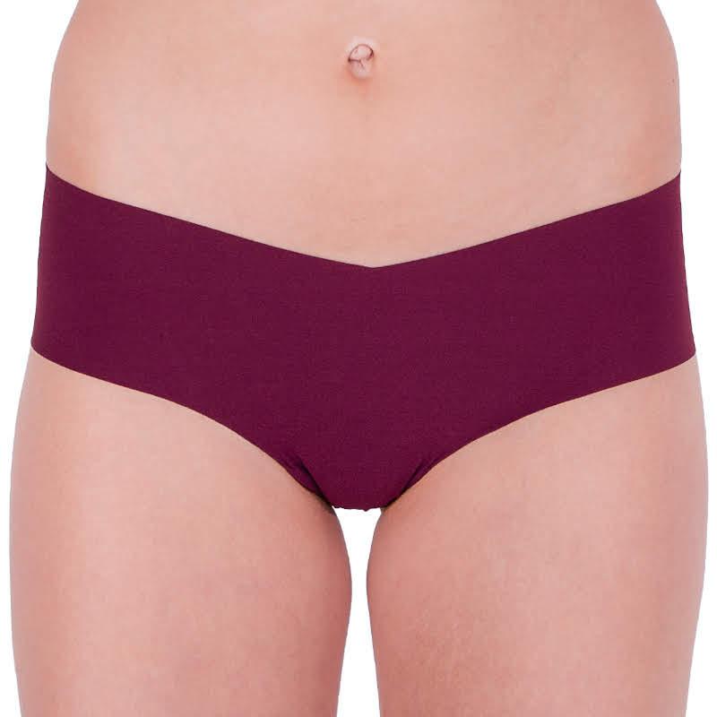 Dámské kalhotky Victoria's Secret vínové (ST 11133563 CC 42NJ) S