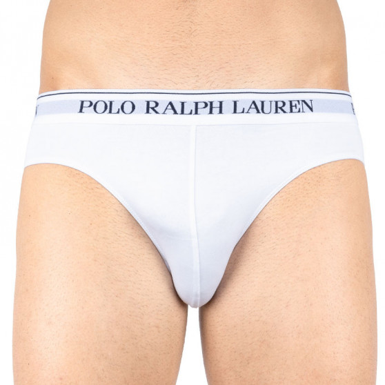 3PACK pánské slipy Ralph Lauren vícebarevné (714513423007)