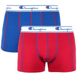 2PACK pánské boxerky Champion vícebarevné (Y081T)