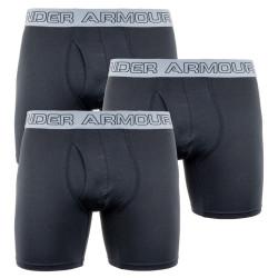 3PACK pánské boxerky Under Armour černé (1277279 001)