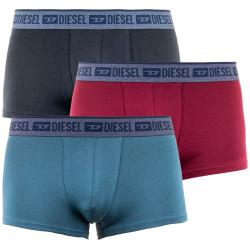 3PACK pánské boxerky Diesel vícebarevné (00SAB2-0PAWI-E4786)