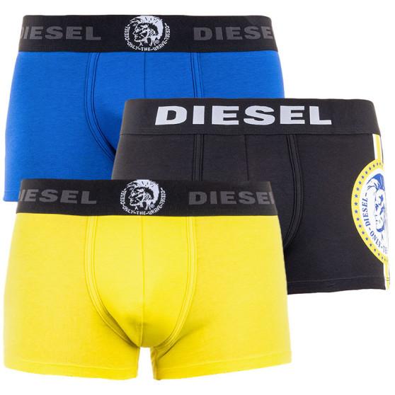 3PACK pánské boxerky Diesel vícebarevné (00ST3V-0PAWA-E4817)
