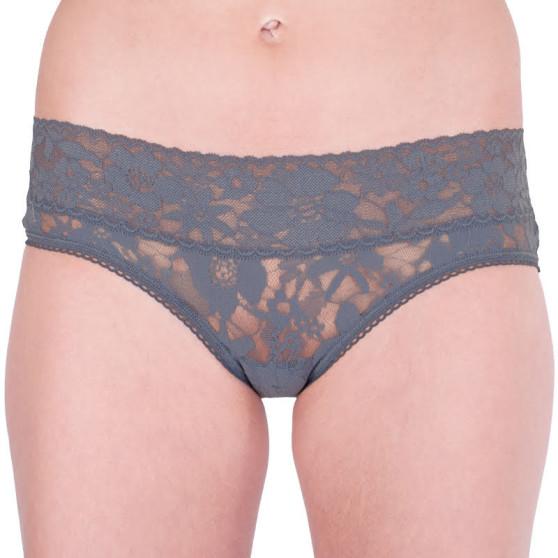 Dámské kalhotky Victoria's Secret šedé (ST 11119285 CC 95B7)