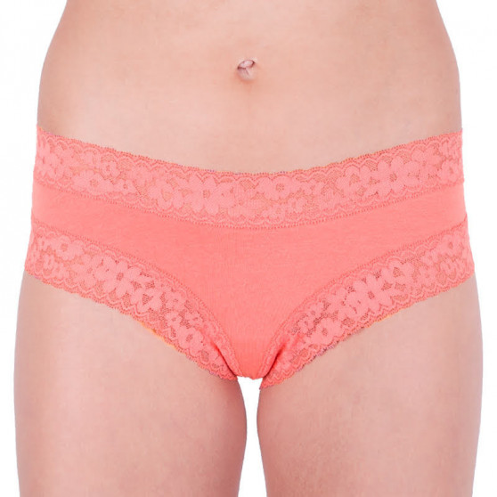 Dámské kalhotky Victoria's Secret lososové (ST 11122516 CC 01W3)