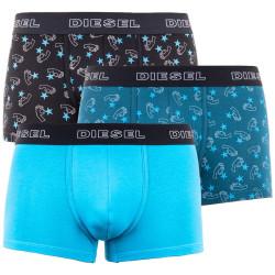 3PACK pánské boxerky Diesel vícebarevné (00ST3V-0TAVW-E4800)