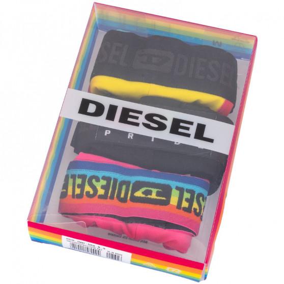 3PACK pánské jocksy Diesel vícebarevné (00SH9I-0EAWF-E4830)