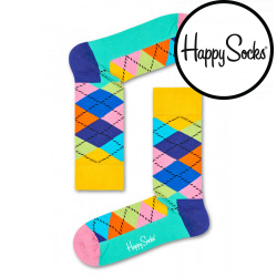 Ponožky Happy Socks Argyle (ARY01-2200)