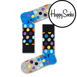 Ponožky Happy Socks Big dot block (BDB01-9500)