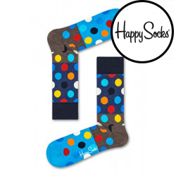 Ponožky Happy Socks Big dot block (BDB01-8300)