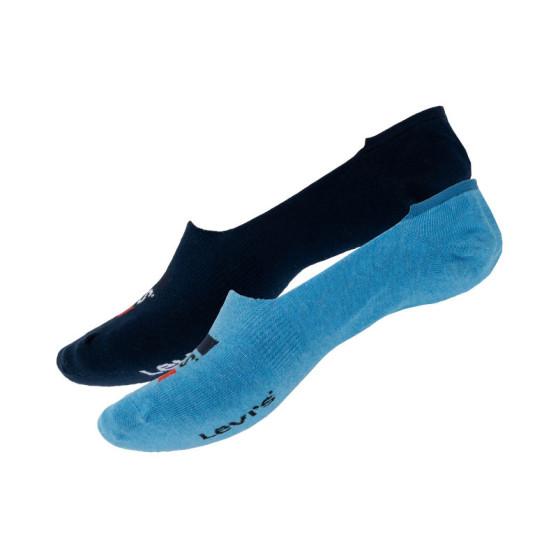 2PACK ponožky Levis vícebarevné (993023001 056)
