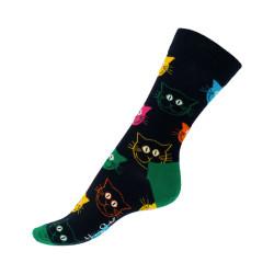 Ponožky Happy Socks Cat (SMJA01-6500)