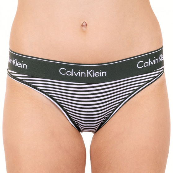 Dámské kalhotky Calvin Klein vícebarevné (F3787E-MDT)